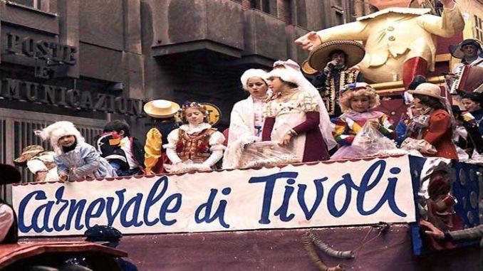 carnevale tivoli