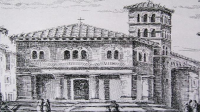 chiesa di Santo Stefano ai Ferri