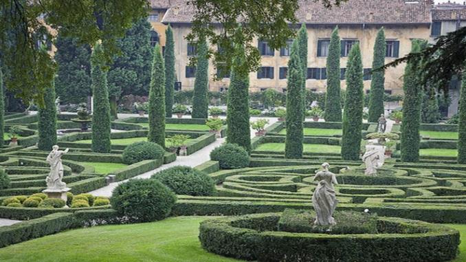 giardini del Rinascimento