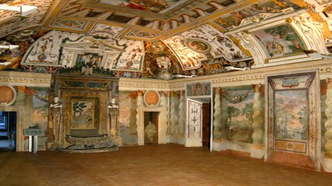 sale di Villa d'Este