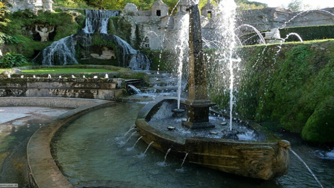 Villa d'Este visita guidata