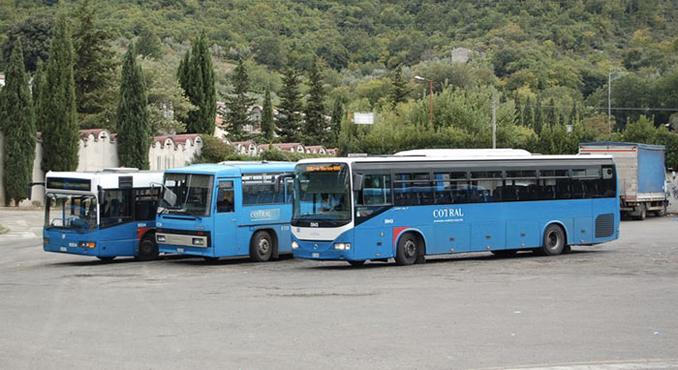 autobus tivoli