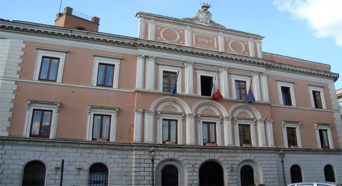 palazzo municipio tivoli