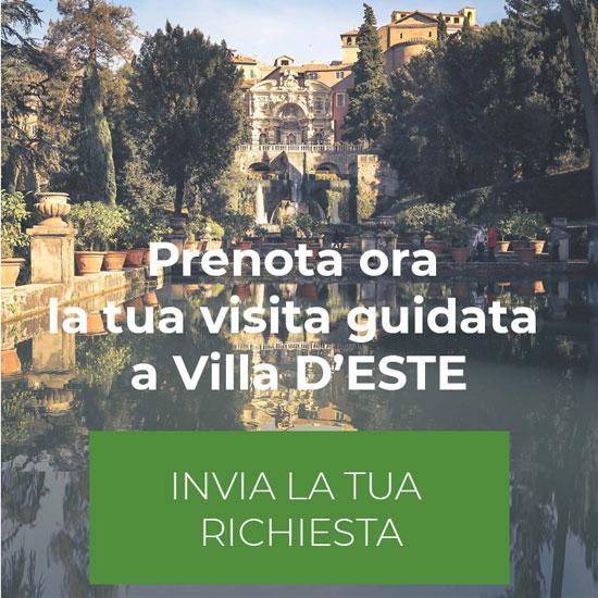 tour Villa Deste